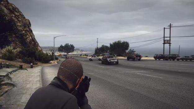 Концепт трейлера Grand Theft Auto 6 появился в Youtube