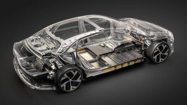 Главный соперник Tesla Model S представлен официально