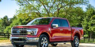Уникальные возможности нового электрического пикапа Ford