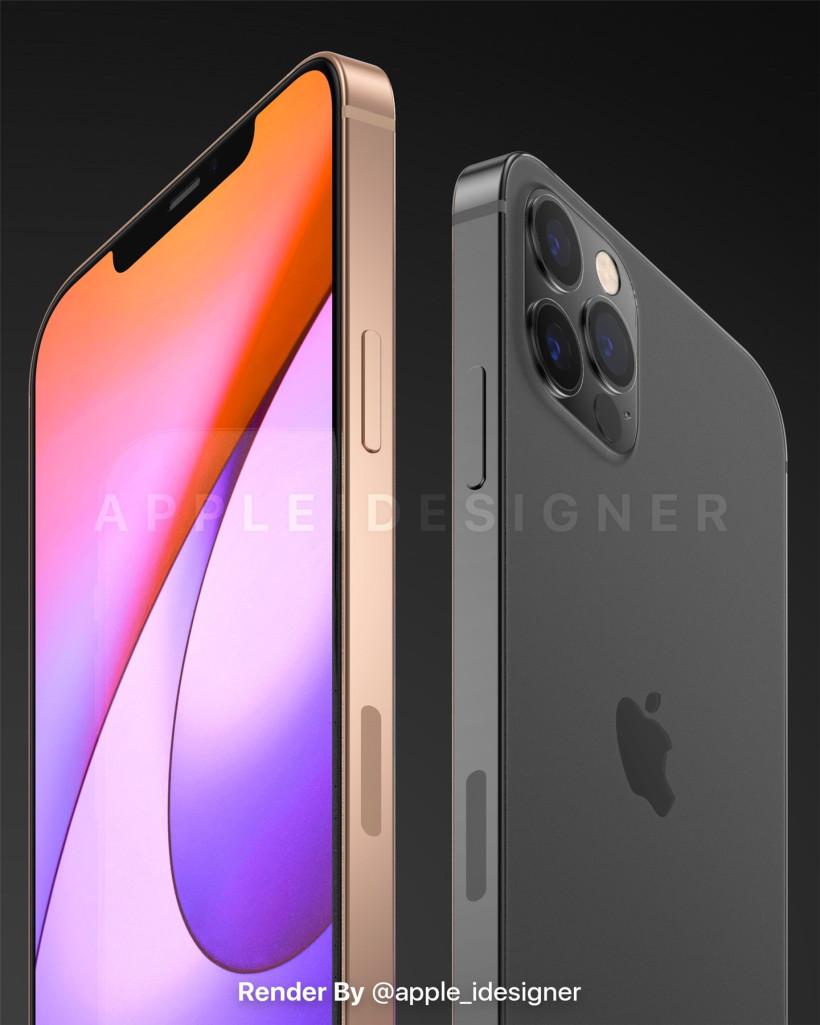 Дизайн грядущего iPhone 12 Pro схож с iPhone 4, но некоторые отличия все же есть