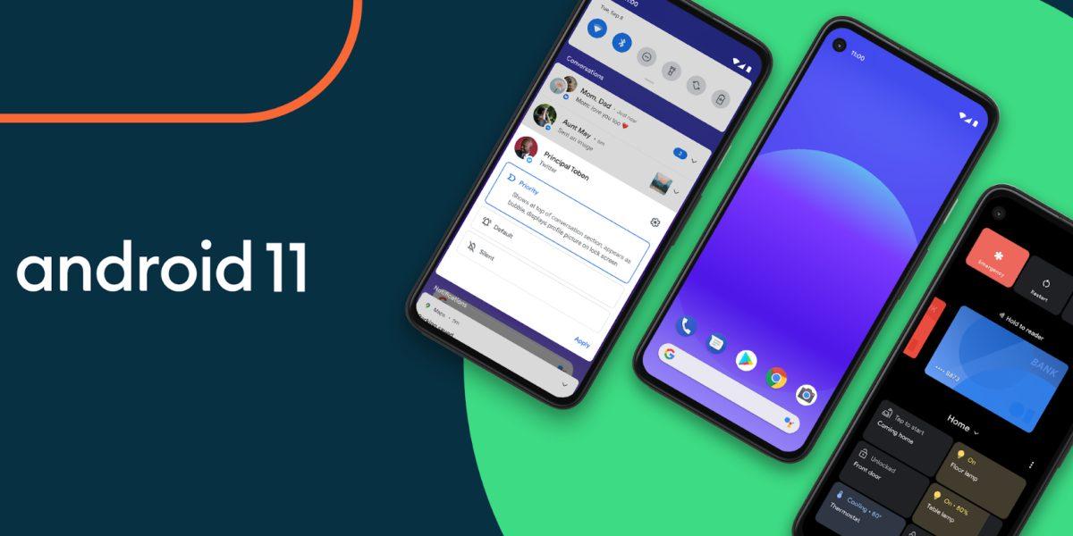 Google выпустила долгожданное обновление Android до 11-версии на ряд смартфонов