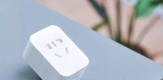 Mijia Smart Socket 2 Bluetooth Gateway Edition