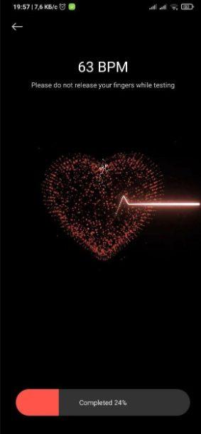 Измерения частоты сердечных сокращений