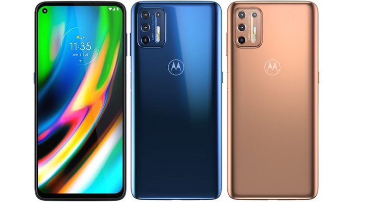 Motorola выпустила примечательный среднебюджетник Moto G9 Plus
