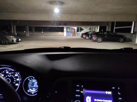 Ночные тестовые снимки Poco X3 NFC