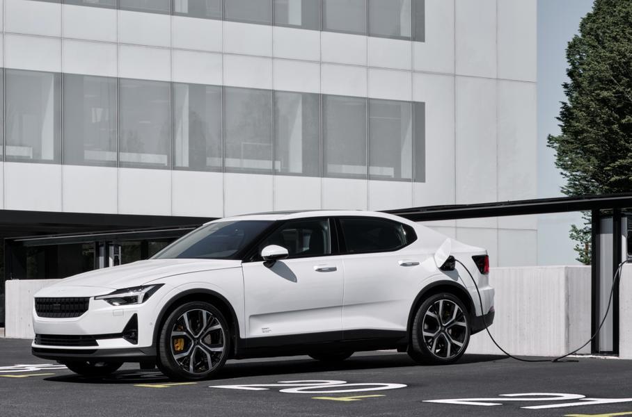 Обычные автомобили ненамного вреднее электрокаров – экологи Polestar