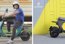 Китайцы явили миру новый электроскутер с 85-километровым запасом хода