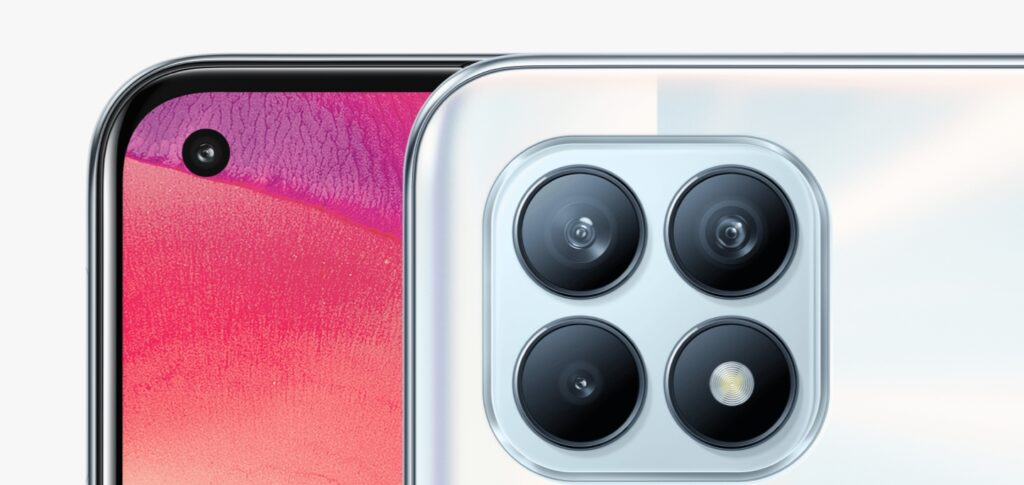 Представлен OPPO Reno4 SE, который внешне похож на грядущий iPhone 12