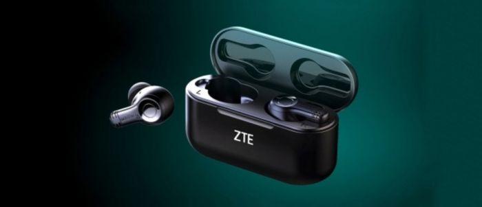 Представлена недорогая новинка от ZTE – сенсорные TWS-наушники с шумоподавлением