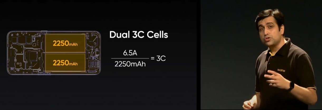 7 Pro получил 2 батареи