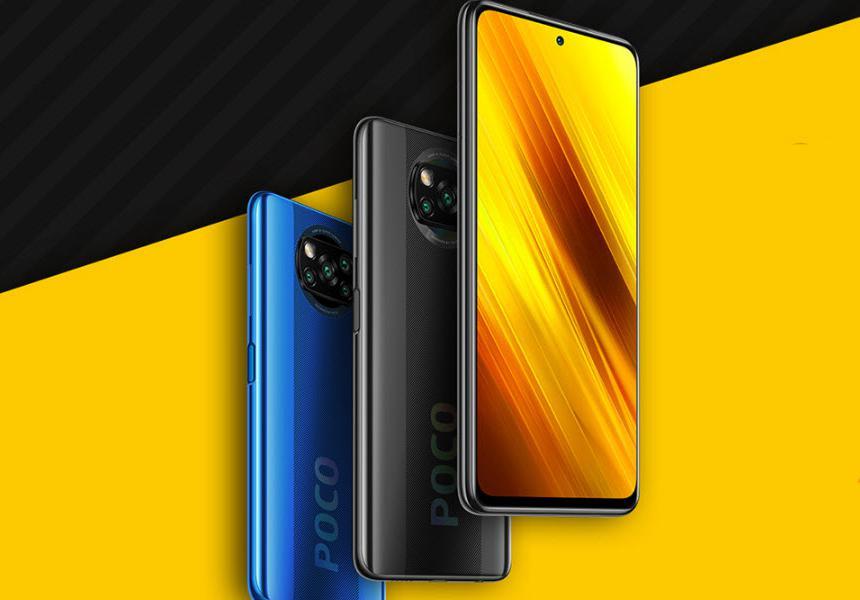 Самый «навернутый» смартфон в линейке Poco X3 представлен производителем