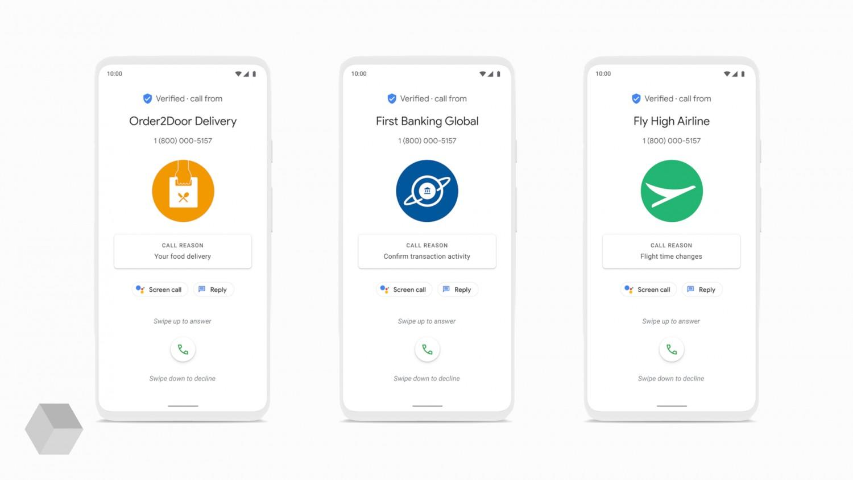 Google будет уведомлять абонентов о цели звонков компаний и организаций
