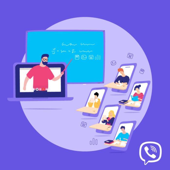 Viber придумал, как облегчить жизнь участникам дистанционного обучения
