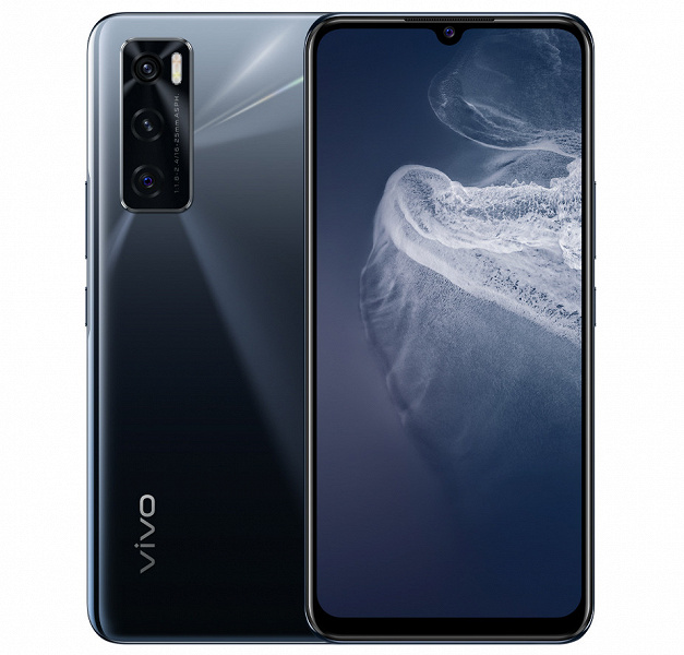 Компания Vivo представила доступный смартфон с хорошими возможностями