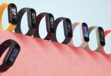 Xiaomi скинула цены на 4-й и 5-й Mi Band, а также на наушники QCY