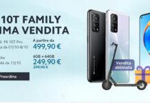 Европейским покупателям Xiaomi Mi 10T дарят ценные подарки вплоть до электросамокатов