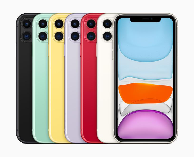 Пять азиатских альтернатив iPhone 12