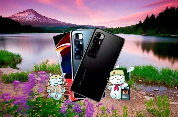 Опубликован список смартфонов Xiaomi,Redmi и Poco, которые первыми получат MIUI 13
