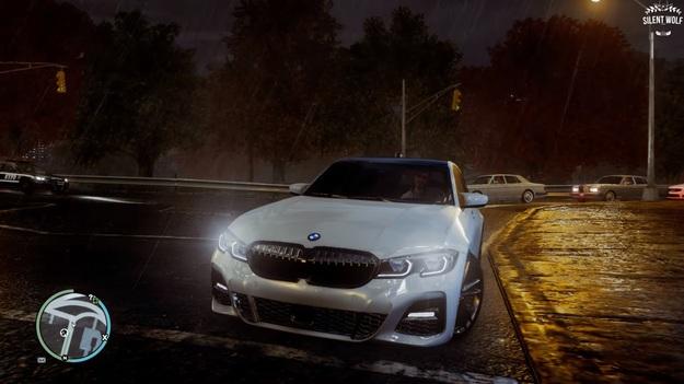 Энтузиаст показал GTA 4 Redux с новой графикой