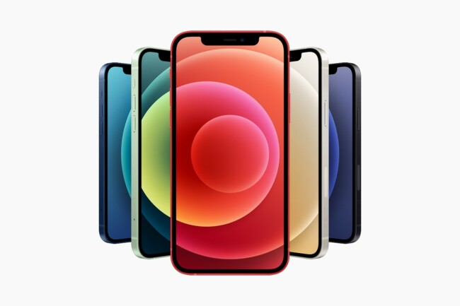 НаУрал начали доставлять первые iPhone 12