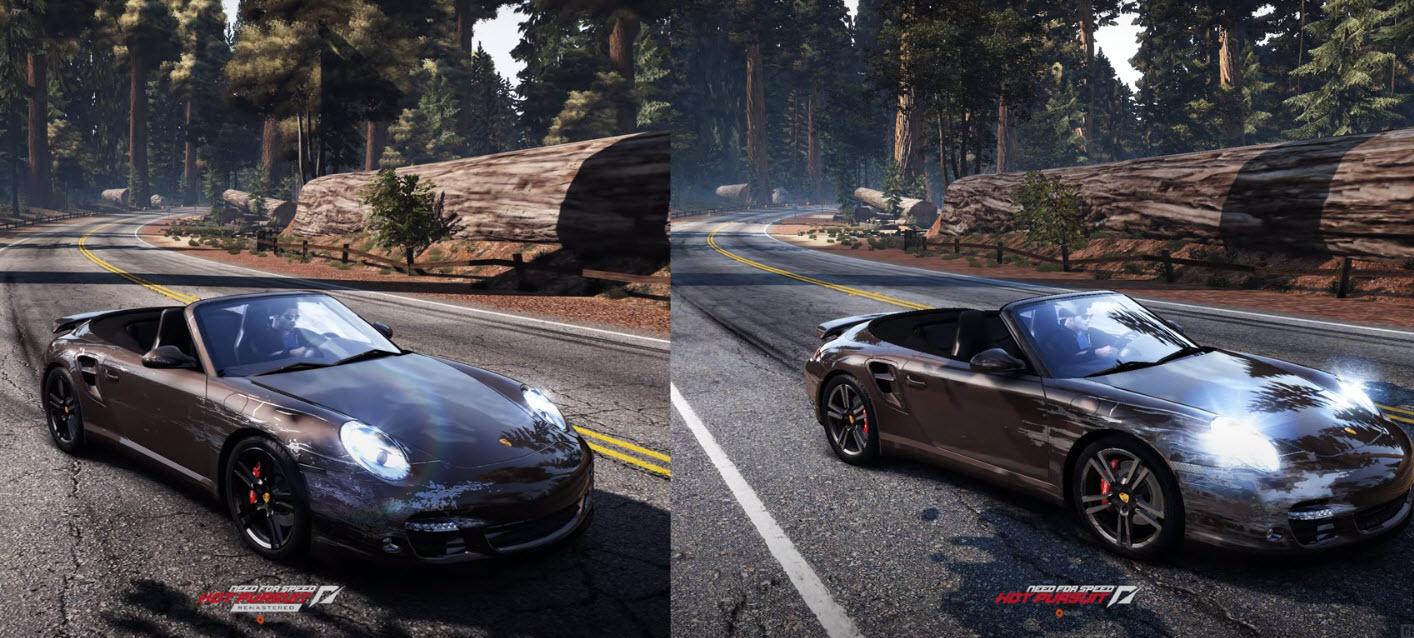 Фанаты разочарованы ремастерингом Need for Speed Hot Pursuit, который оказался маркетинговой уловкой