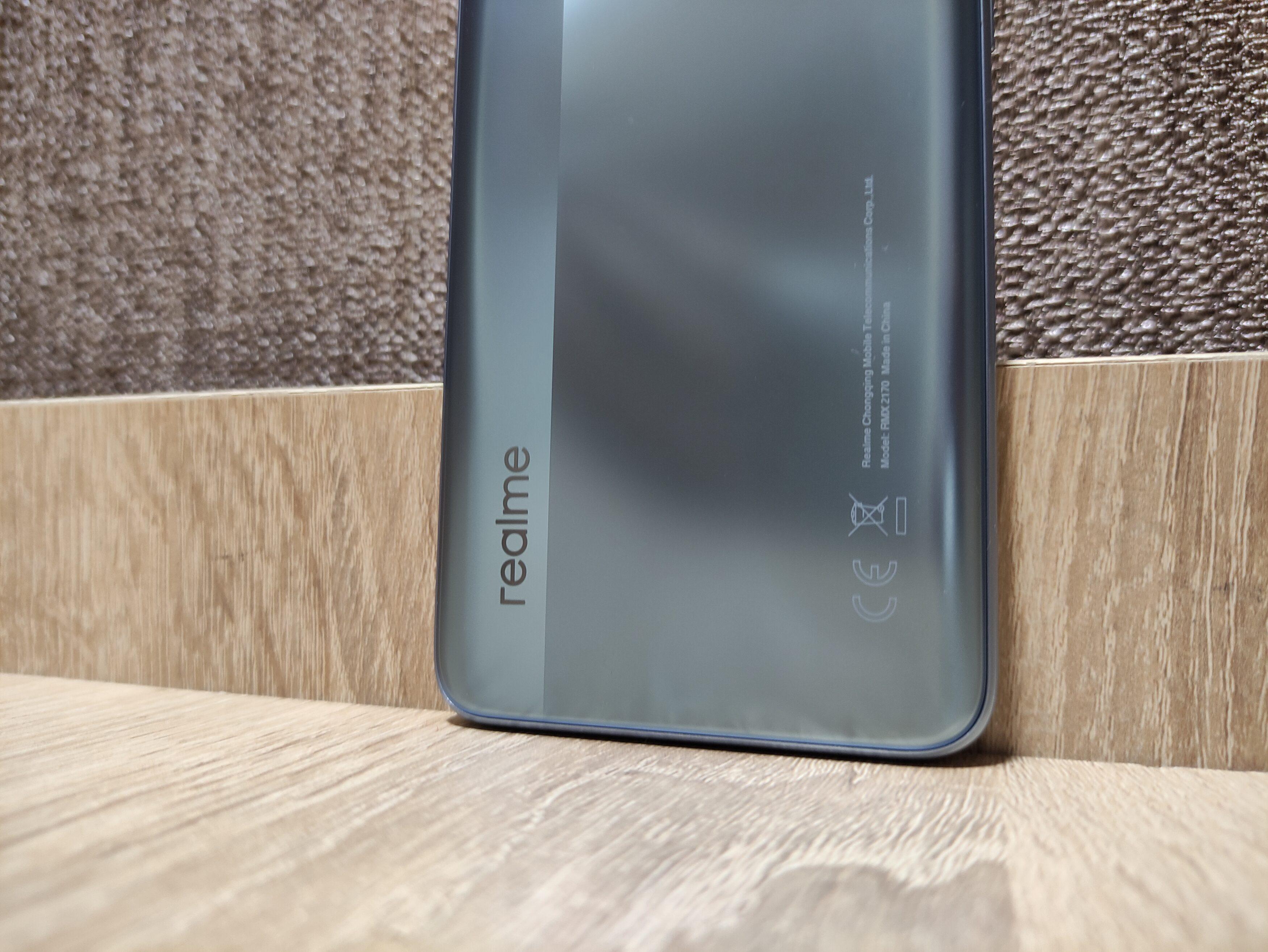 Задняя панель Realme 7 Pro