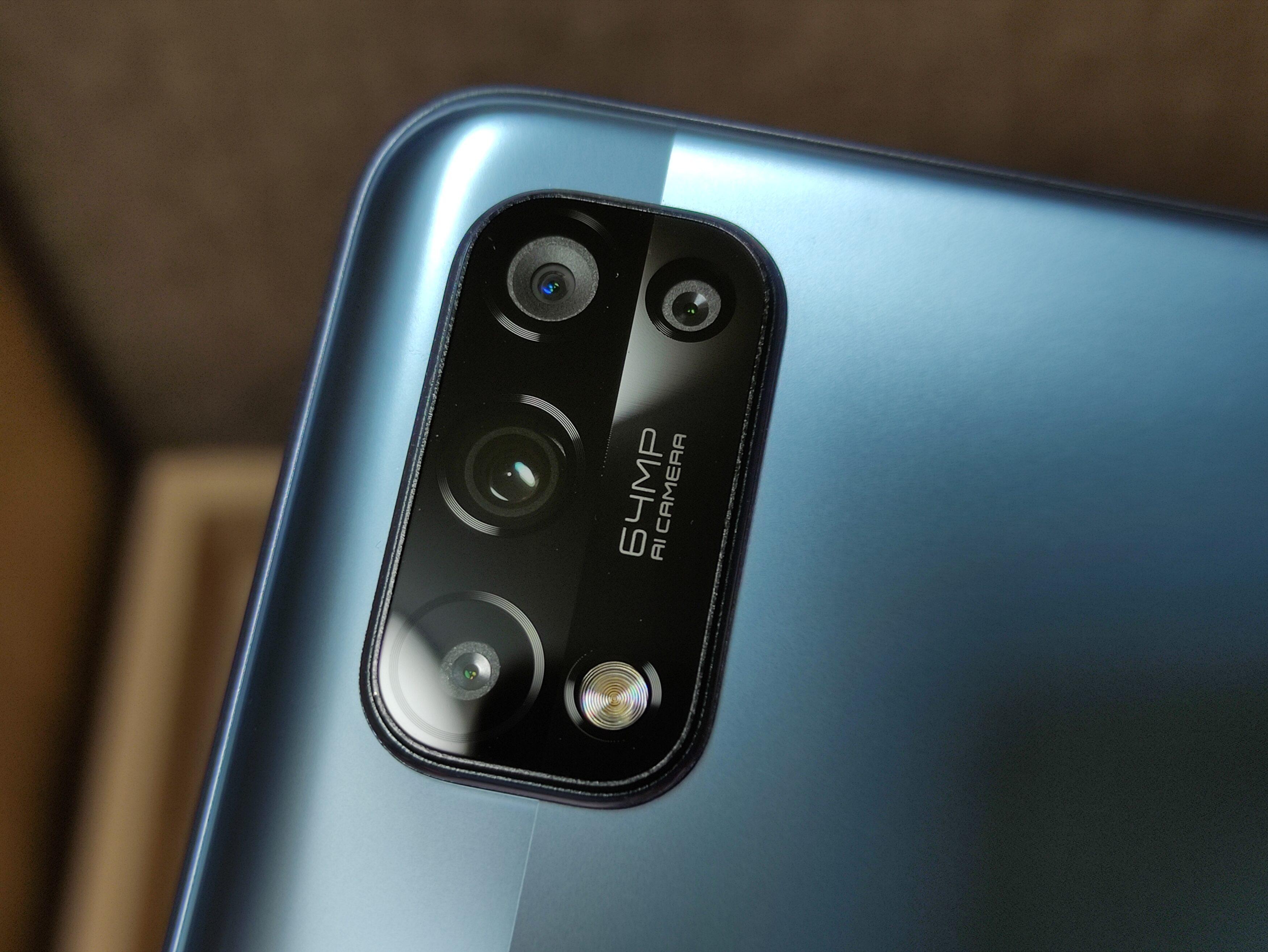 Модуль основной камеры Realme 7 Pro