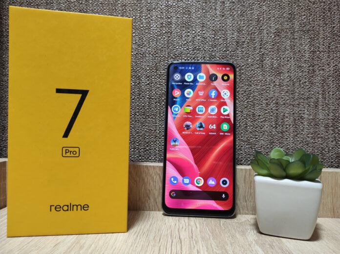 Обзор Realme 7 Pro