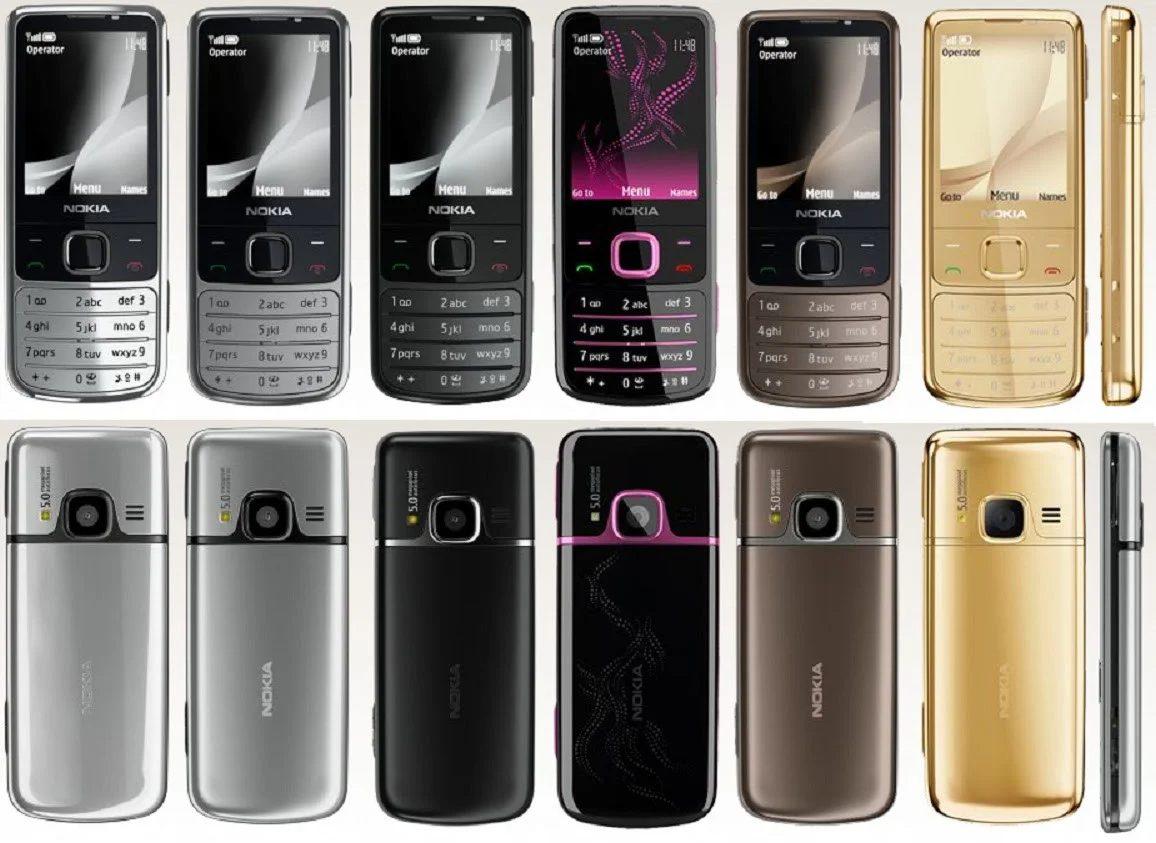 Nokia «воскресила» легендарный смартфон десятилетней давности – Nokia 6700