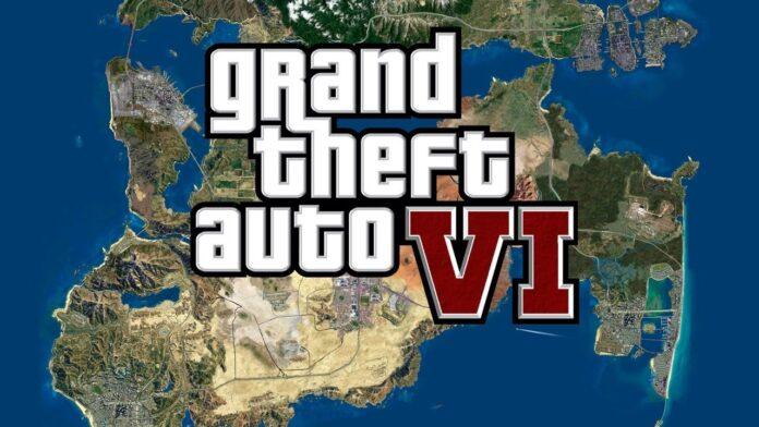 Новая карта GTA 6 слита в сеть и ее правдоподобность вызывает мало сомнений