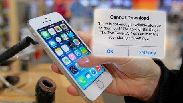 Стали известны главные причины медленной работы смартфонов