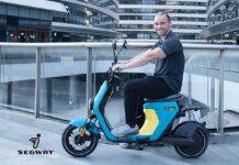 Первый электромопед Segway идет на рекорд по сборам