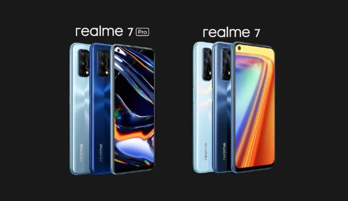 Realme 7 и Realme 7 Pro уже в Европе