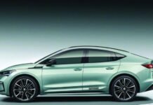 На европейских дорогах засветился преемник Škoda Enyaq iV