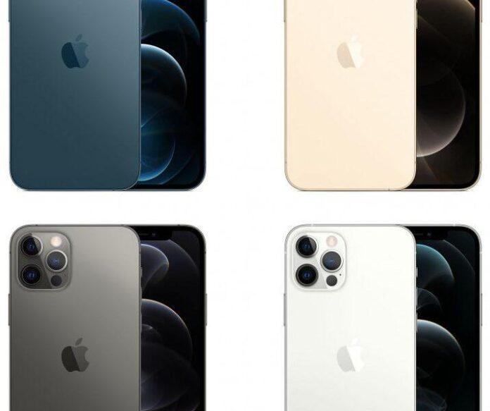 Официальные цены на iPhone 12, 12 mini, 12 Pro и 12 Pro Max в Украине