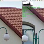 Снимок сделанный на Poco X3 NFC (слева)
