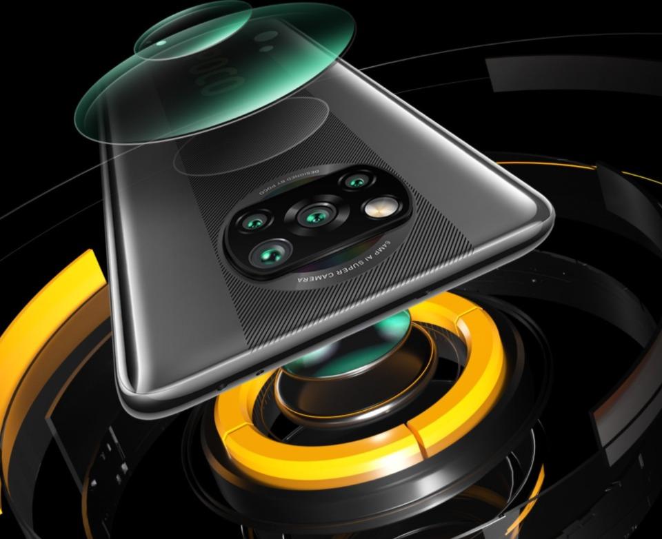 Poco X3 NFC подешевеет на треть с 11 ноября