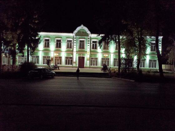 Realme 6 - режим ночь