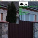 Снимок сделанный на Realme 7 Pro справа