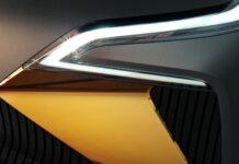 Renault показал первое фото предсерийного концепта е-кроссовера с заявленным запасом хода в 600 км