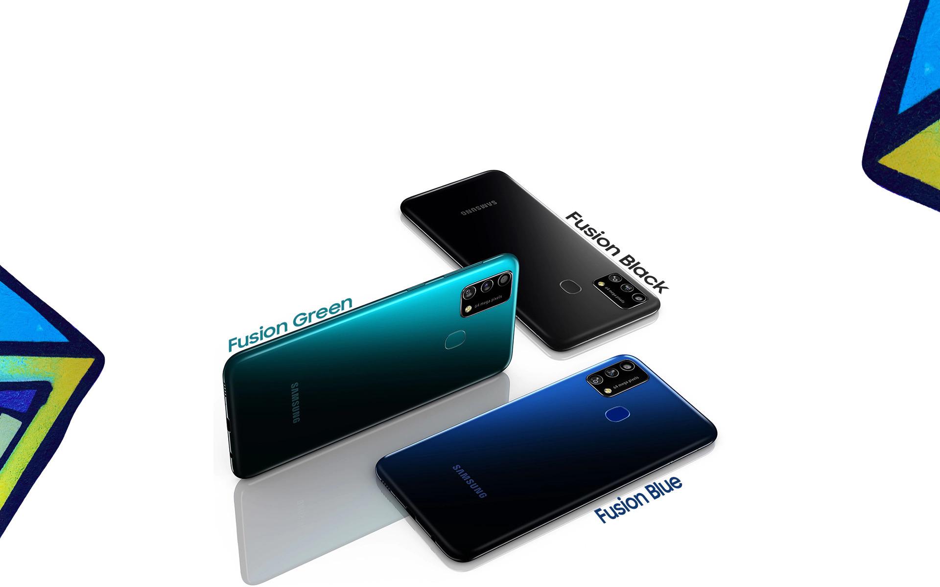 Samsung представил молодежный смартфон Galaxy F41 с мощным аккумулятором
