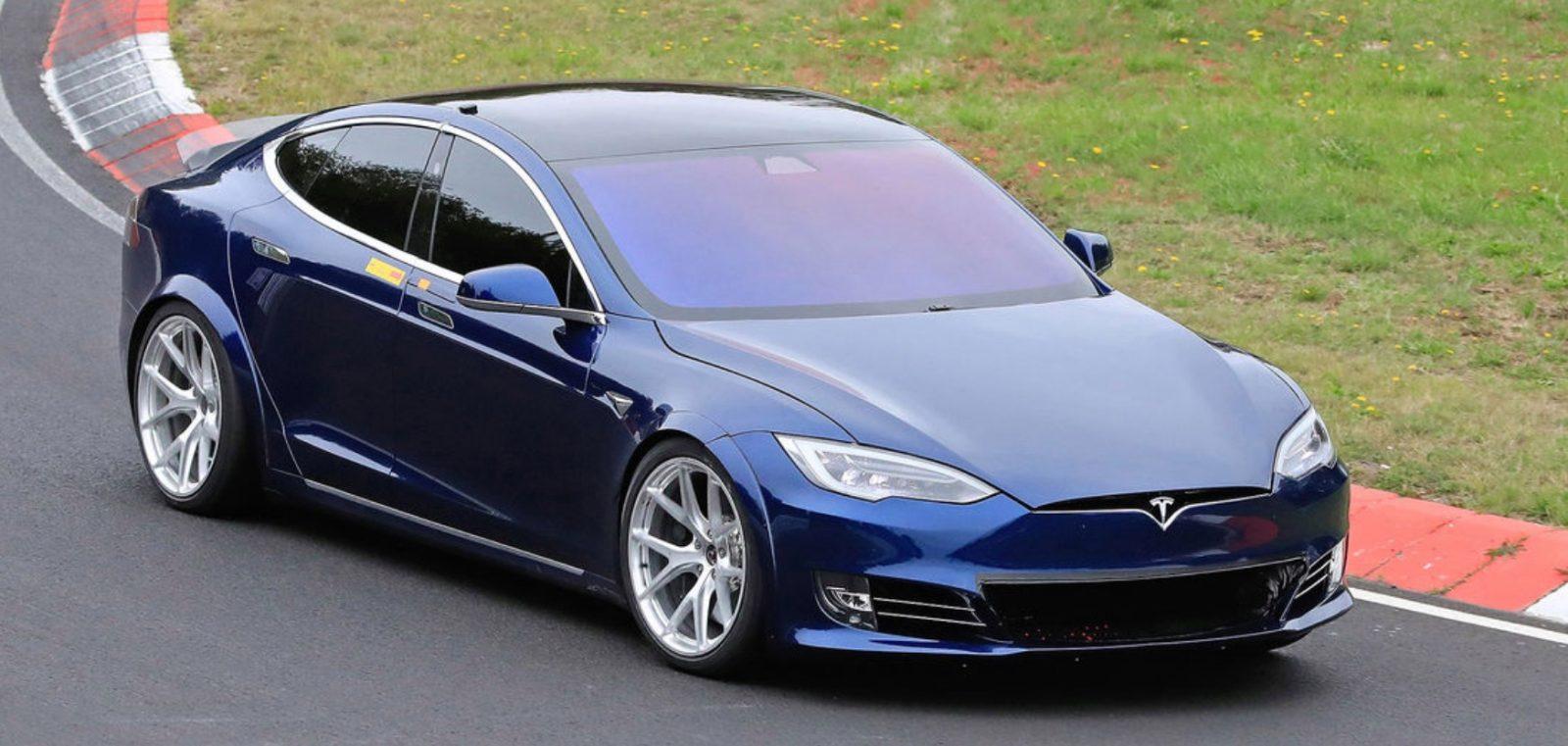 Tesla Model S Plaid имеет самый большой запас хода среди всех электрокаров мира