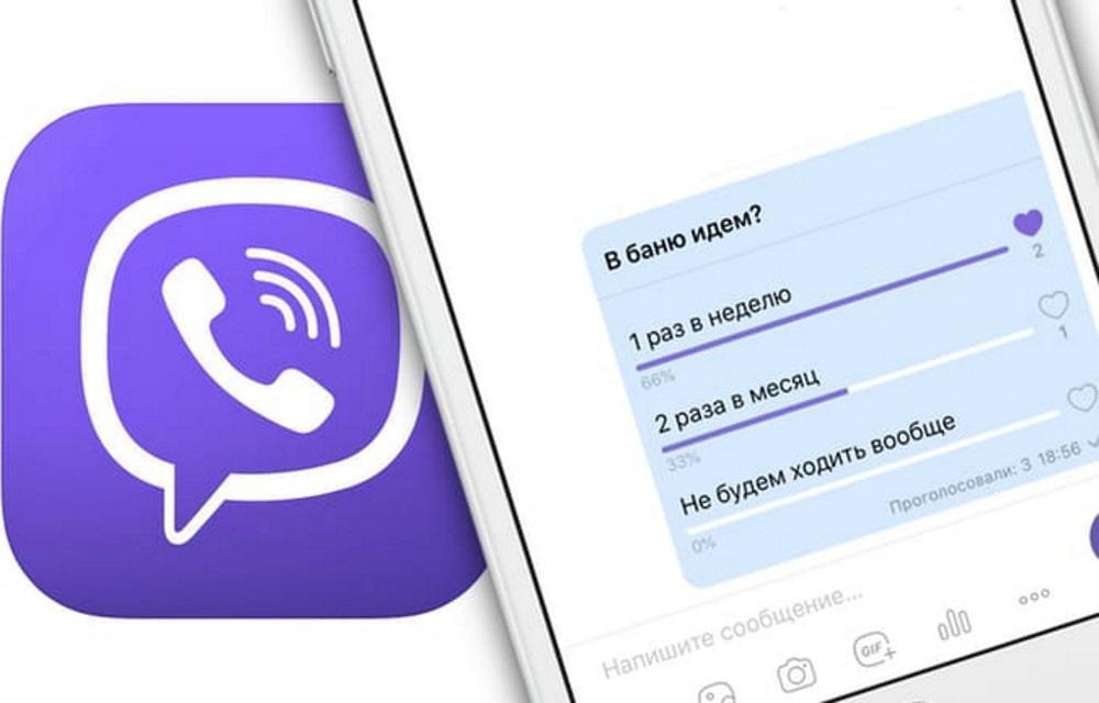 Восемь малоприметных, но полезных функций Viber -опросы
