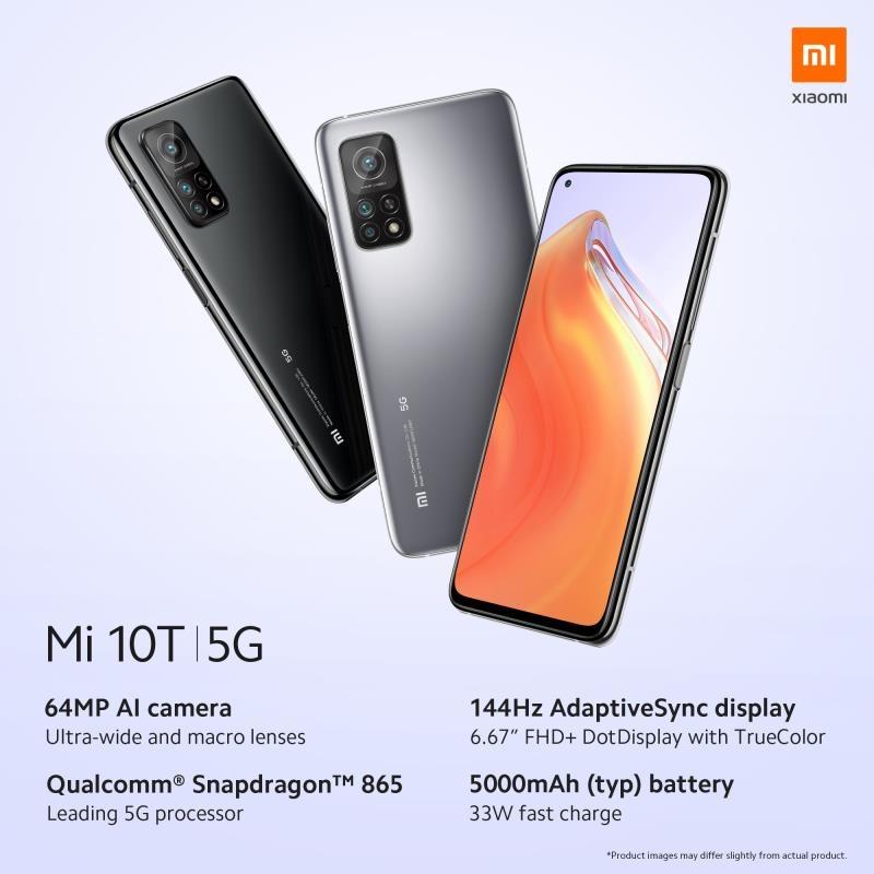 Xiaomi Mi10t