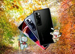 MIUI 12 и Android 11 получили шесть смартфонов Xiaomi