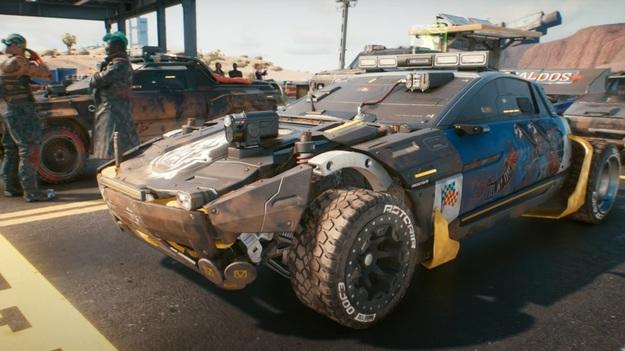 Эксперты: Cyberpunk 2077 будет базироваться на решениях GTA 5