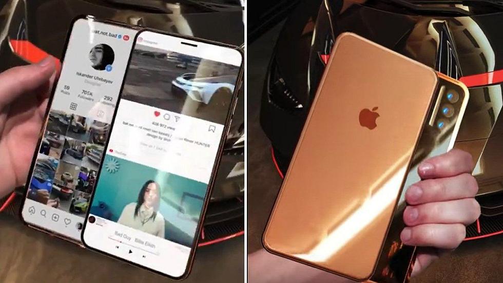 Аналитики предрекают iPhone 13 оснащение ультрасовременным широкоугольником - Один из вариантов градущего форм-фактора iPhone 13