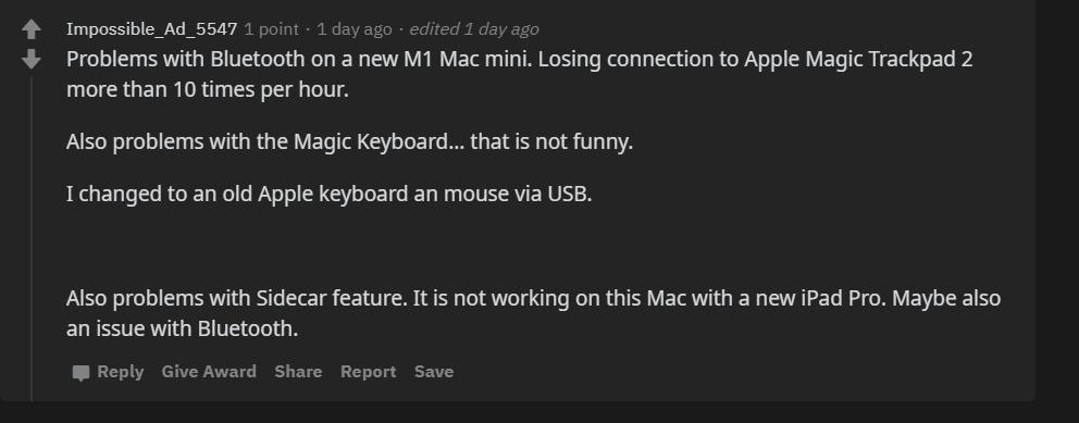 Проблемы с Macbook