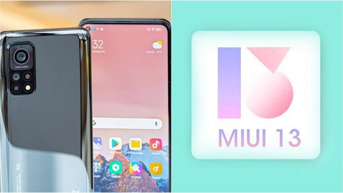 Перечень смартфонов и дата выхода MIUI 13 активно обсуждается представителями Xiaomi