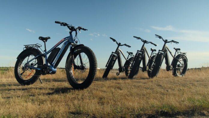 Канадская компания готовит электрический велосипед с 320-километровым запасом хода